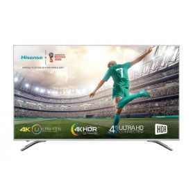 HISENSE - LED Smart TV 4K 55A6500