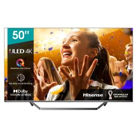 HISENSE - ULED Smart TV 4K 50U7QF