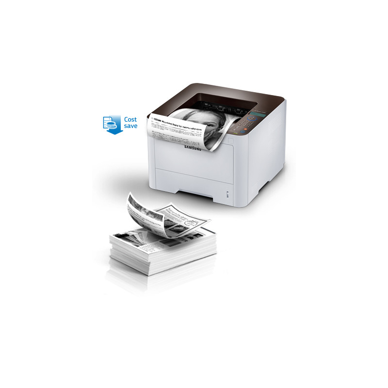 SAMSUNG - Impressora SL-M4020ND SEE c2513d0814